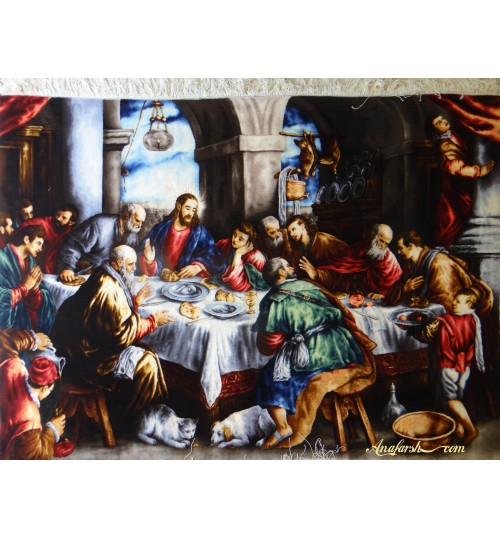 the  last Supper Carpets