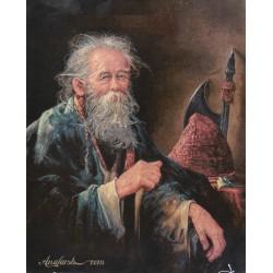 تابلوفرش استاد پیر