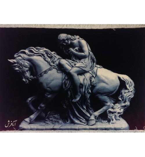 Lady Godiva Statues Carpets
