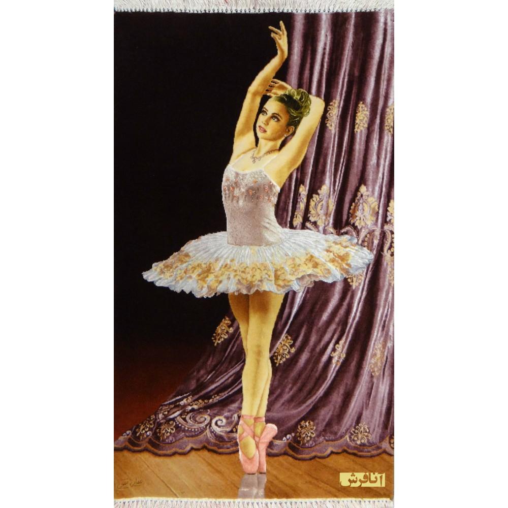 تابلوفرش رقص باله