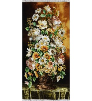 flowers and vases carpets