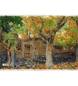 The walnut garden Carpets