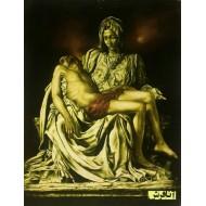 تابلو فرش عیسی بن مریم