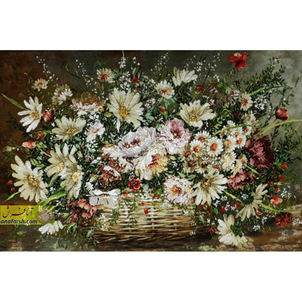 تابلوفرش گل مرداب