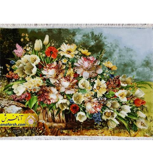 flowers vases tableau