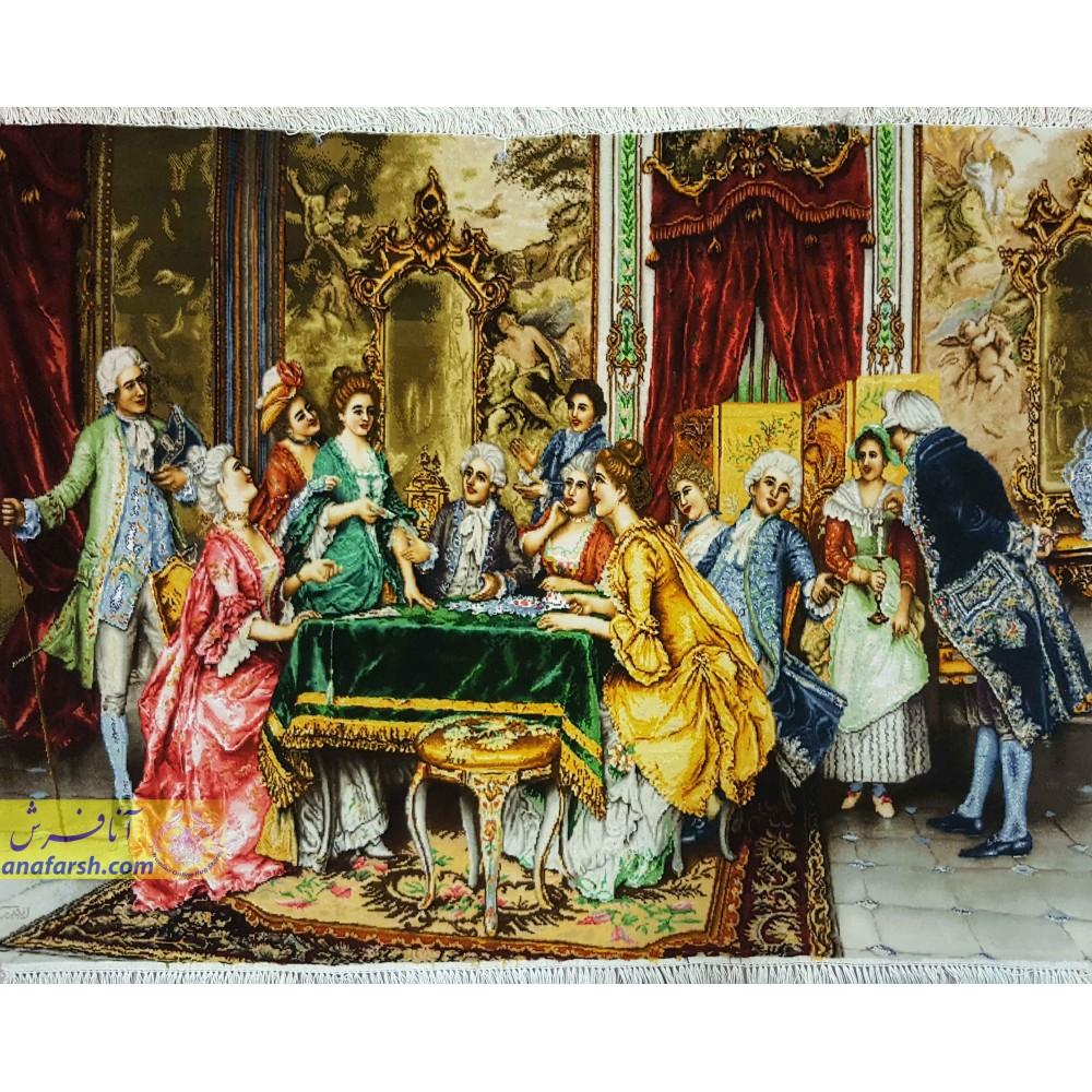 Poker  Tableau Carpets