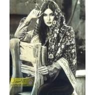 تابلو فرش دختر ایرانی