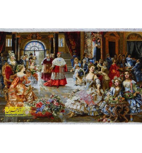 pop party tableau carpets
