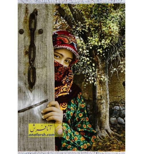 Girl Tableau Carpets