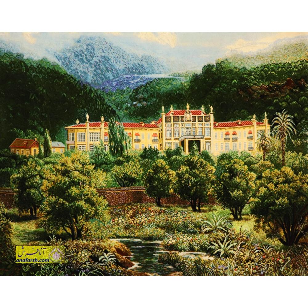 palace of Ramsar carpets