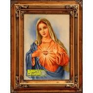 تابلو فرش حضرت مریم کد 11352