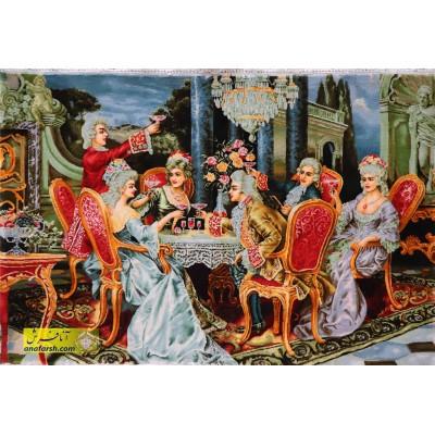 Wine tableau carpets