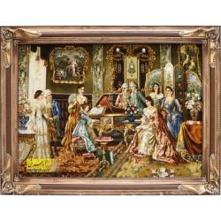 تابلوفرش پیانوزن کد 11603