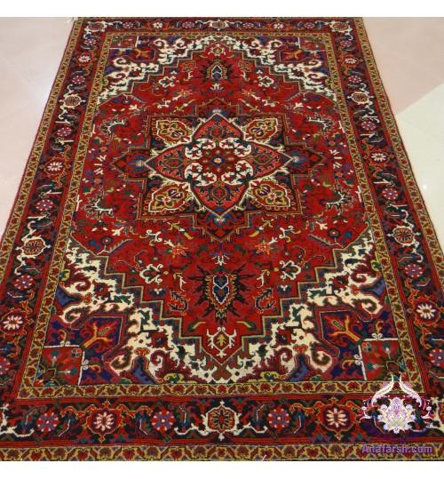 فرش شش متری نقشه هریس خیره مسجد