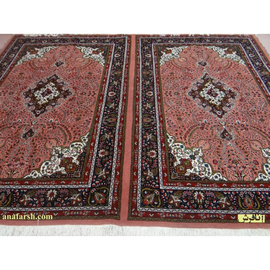 فرش شش متری کرمان قلم آذرشهر
