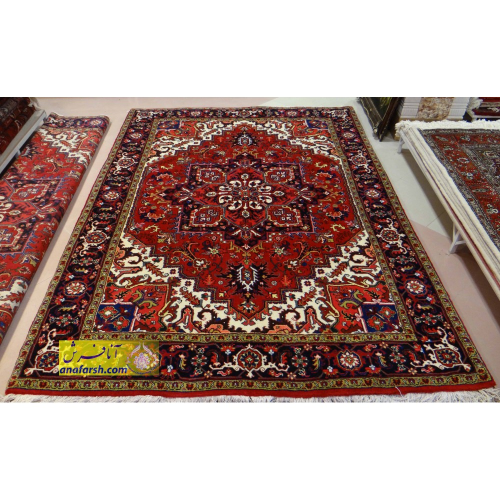 Alvar Heriz nine meter carpet